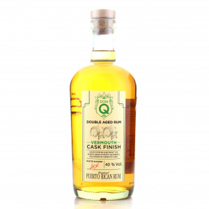 Don Q Vermouth Cask Finish