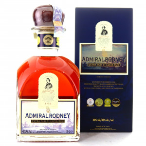 Admiral Rodney Extra Old St.Lucia Rum