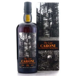 Caroni 1996 Velier 23 Year Old Full Proof Heavy / 'The Last Caroni'