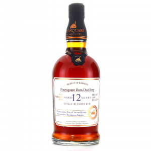 Foursquare 12 Year Old Private Cask Selection / V&B