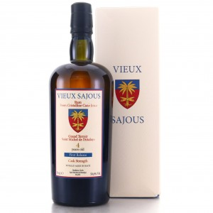 Vieux Sajous 4 Year Old Velier / First Release