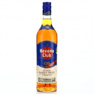 Havana Club Cuban Barrel Proof