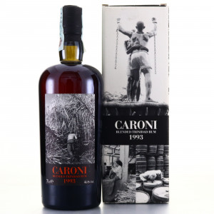 Caroni 1993 Velier 17 Year Old Blended