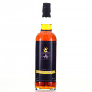 Bellevue 1998 The Rum Mercenary 21 Year Old Black Label