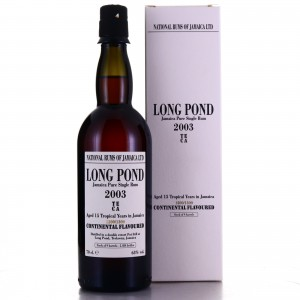 Long Pond TECA 2003 Continental Flavoured 15 Year Old