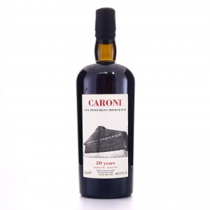 Caroni 1992 Velier 20 Year Old Full Proof Heavy