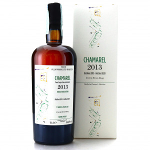 Chamarel 2013 Velier 7 Year Old / Warren Khong Villa Paradisetto