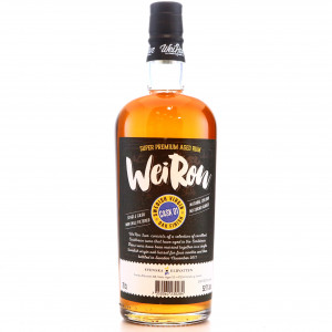 WeiRon Caribbean Rum / Swedish Virgin Oak Finish #1