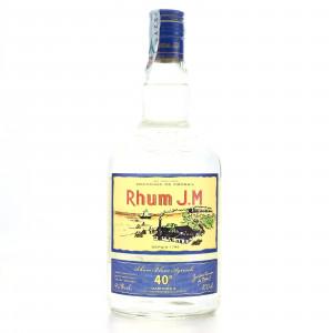 Rhum J.M Blanc Agricole1 Litre