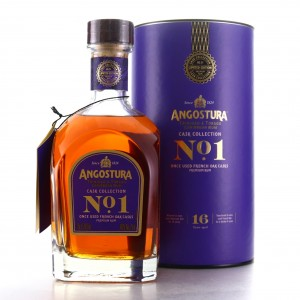Angostura Cask Collection No.1