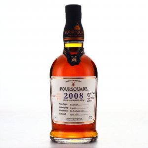 Foursquare 2008 Bourbon Cask 12 Year Old