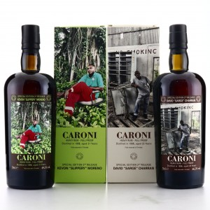 Caroni Velier Employees Series 2 x 70cl