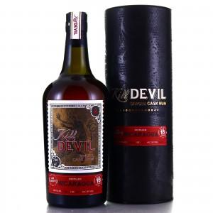 Nicaragua 1999 Kill Devil 18 Year Old Cask Strength
