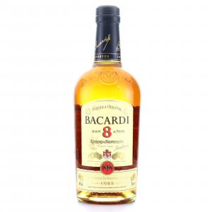 Bacardi 8 Year Old Reserva Superior
