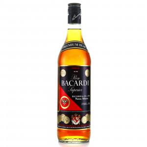Bacardi Superior Premium Black