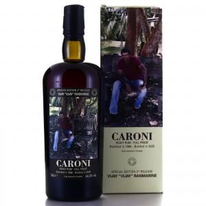 Caroni 1996 Velier Full Proof Heavy / Vijay 'Vijay' Ranmarine