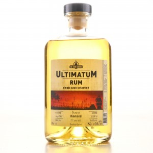Foursquare 2002 Ultimatum Rum 13 Year Old