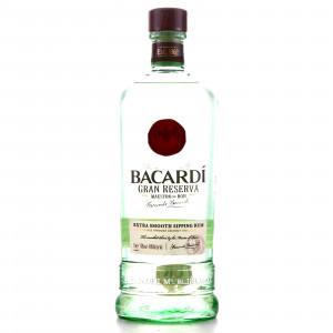 Bacardi Gran Reserva Maestro De Ron 1 Litre