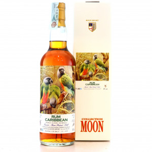 Caribbean Rum 2008 Moon Import