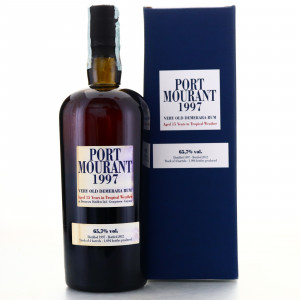 Port Mourant UPM 1997 Velier 15 Year Old