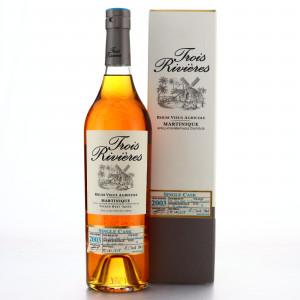 Trois Rivieres 2003 Single Bourbon Cask #33