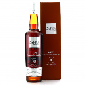 Zafra 30 Year Old Rum