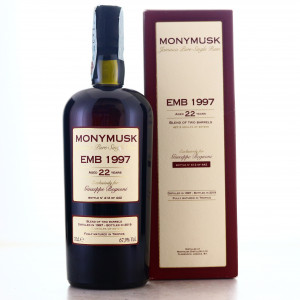 Monymusk EMB 1997 Velier 22 Year Old / Giuseppe Begnoni