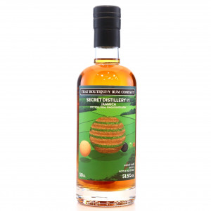 Jamaica Secret Distillery #1 That Boutique-y Rum Company 6 Year Old Batch #2