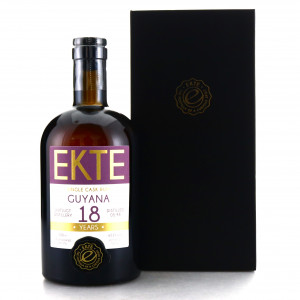 Uitvlugt 1998 EKTE 18 Year Old 50cl