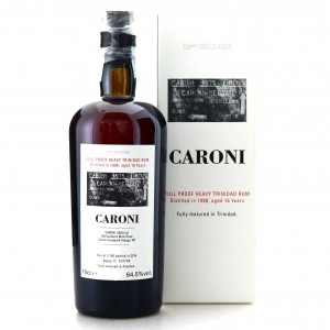 Caroni 1998 Velier 16 Year Old Full Proof Heavy