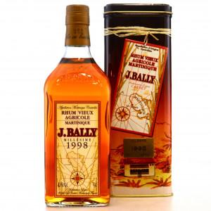 J. Bally 1998 Rhum Vieux