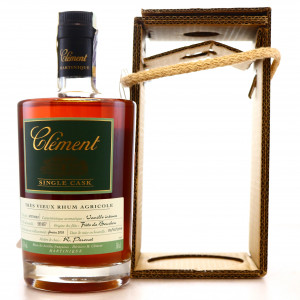 Clément 2003 Single Bourbon Cask #20070023