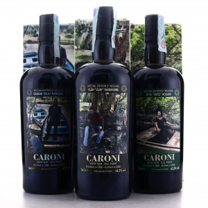 Caroni Velier Employees 3rd Release 3 x 70cl