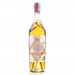 Jamaica Rum 1983 Plantation Old Artisanal