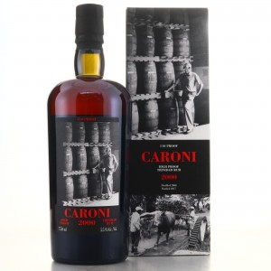 Caroni 2000 Velier 17 Year Old High Proof Heavy