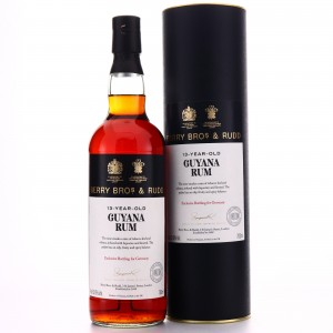 Guyana Rum 13 Year Old Berry Brothers and Rudd / Kirsch Whisky