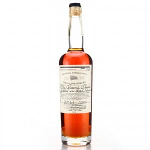 Privateer Distiller's Drawer #110 Queen's Share Bottled in Bond
