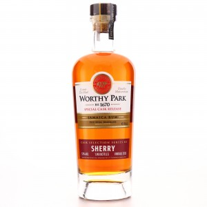 Worthy Park 2013 Sherry Cask Selection Series #3