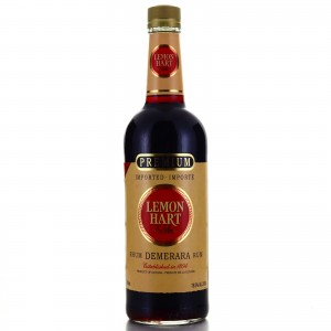 Lemon Hart 151 Proof Demerara Rum 75cl / US Import
