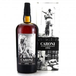 Caroni 1991 Velier 19 Year Old Blended