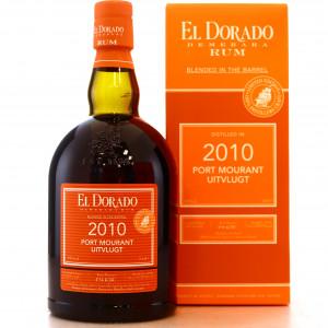 Port Mourant and Uitvlugt <PM>ICBU 2010 El Dorado Blended in the Barrel