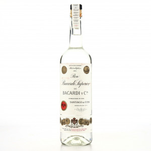Bacardi Superior Founder's Day Anniversary