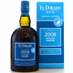 Uitvlugt and Enmore <ICBU>GS20<EHP> 2008 El Dorado Blended in the Barrel