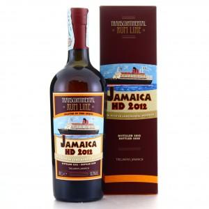 Hampden 2012 Transcontinental Rum Line / Fine Spirits