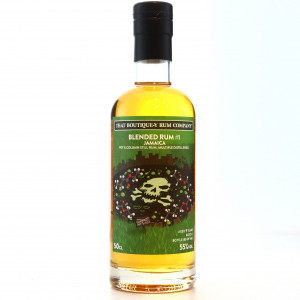 Jamaica Blended Rum #1 That Boutique-y Rum Company 9 Year Old Batch #1