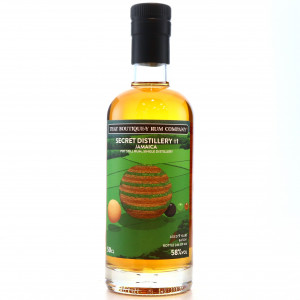 Jamaica Secret Distillery #1 That Boutique-y Rum Company 9 Year Old Batch #1