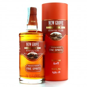 New Grove 2009 Single Cask #429-17