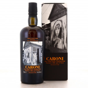 Caroni 2000 Velier 15 Year Old Single Cask Heavy #3788 / Juul's Vins & Spiritus