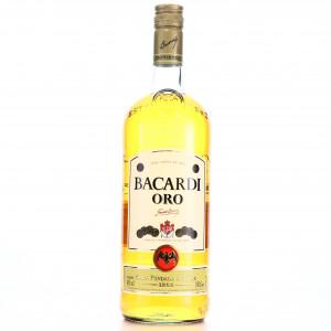 Bacardi Oro 1 Litre