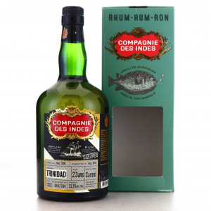 Caroni 1993 Compagnie des Indes 23 Year Old Cask Strength